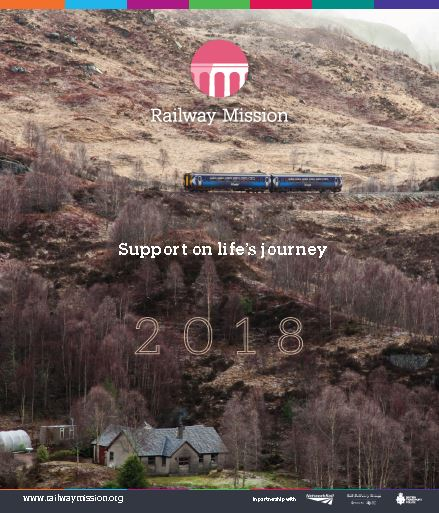 Railway Mission Calendar Railway Mission Calendar and christmas cards
