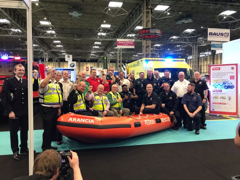 National Emergency Services Show