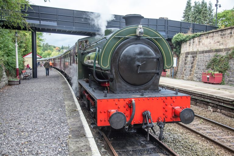 Lord Phil, Steam Loco