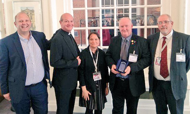 Railway and BTP Chaplains Award