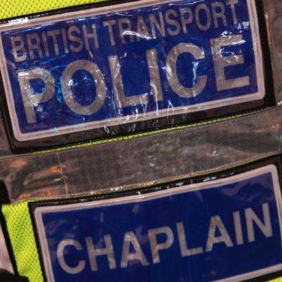 BTP Chaplain Hi Vis, manchester-victoria-bombing