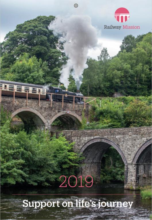 Railway Calendar 2019