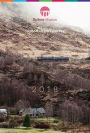 Railway Mission Wall Calendar